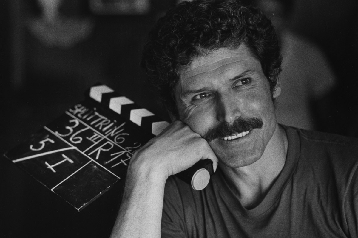Muammer Özer, som bland annat regisserat Jordmannen (1980).