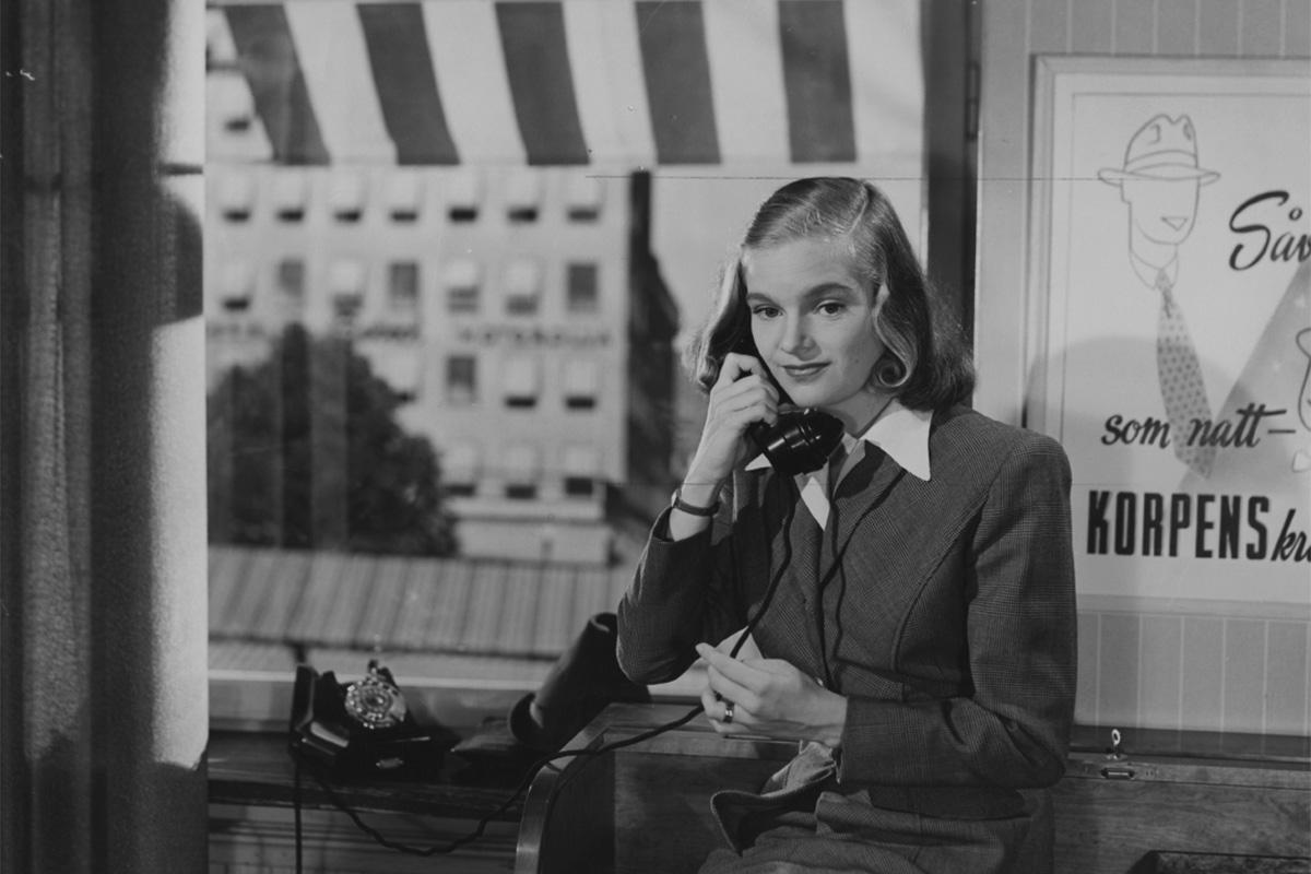 En fluga gör ingen sommar (1947)