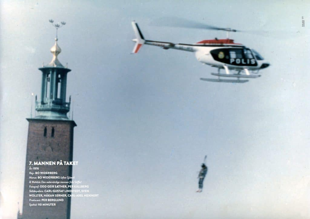 Mannen på taket (Bo Widerberg, 1976)