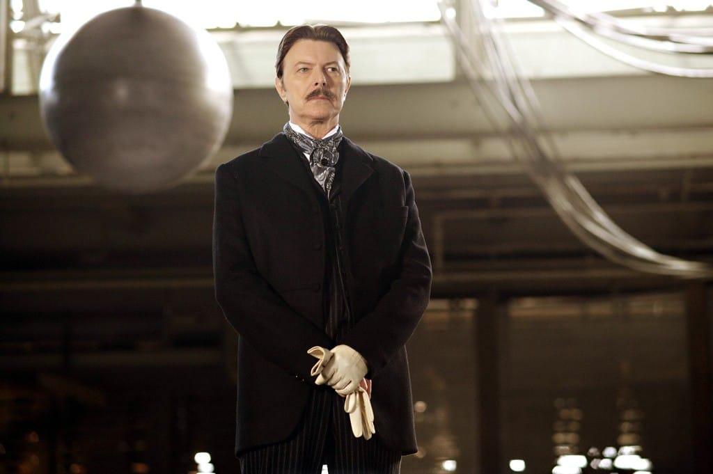 Som Nikola Tesla i The prestige (2006)