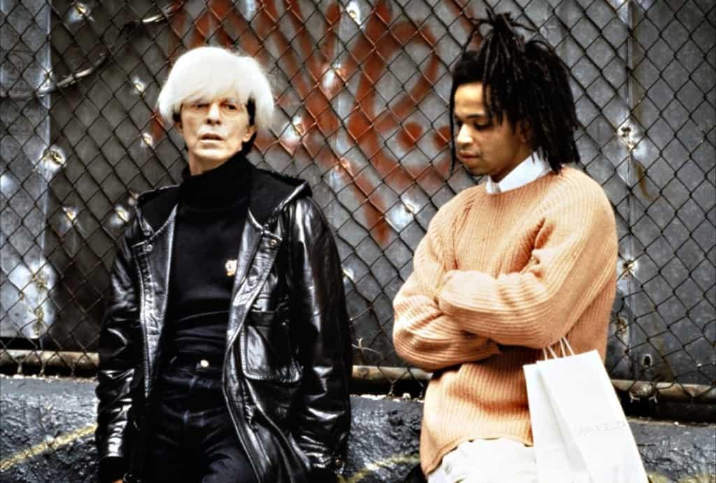 Som Andy Warhol i Basquiat (1996)