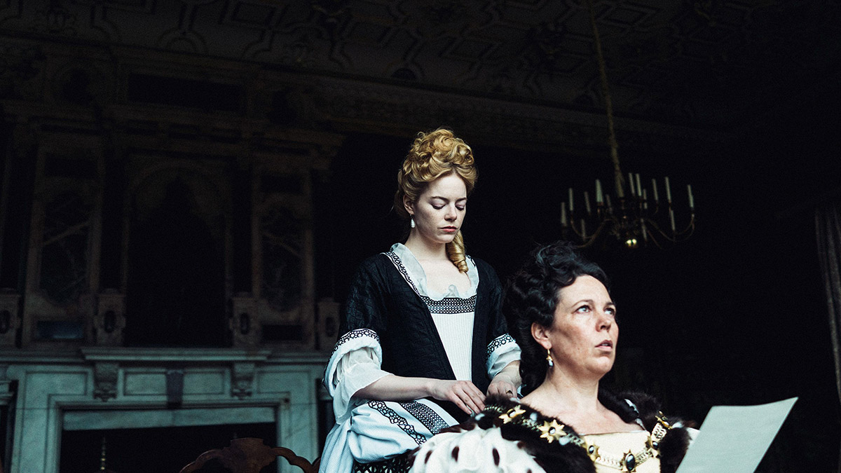 The favourite (Giorgos Lanthimos, 2018)