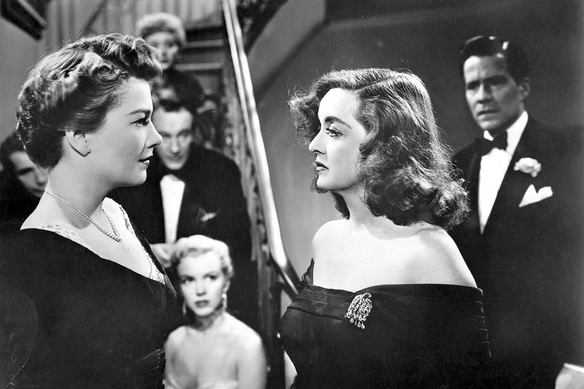 Disney kontrollerar idag 20th Century Foxs filmhistoriska katalog – inklusive Allt om Eva (Mankiewicz, 1950).