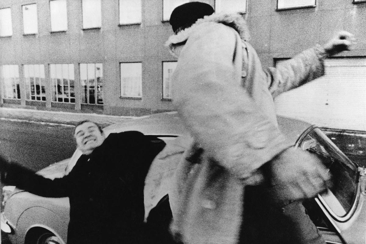 Misshandlingen (Lars Lennart Forsberg, 1969)