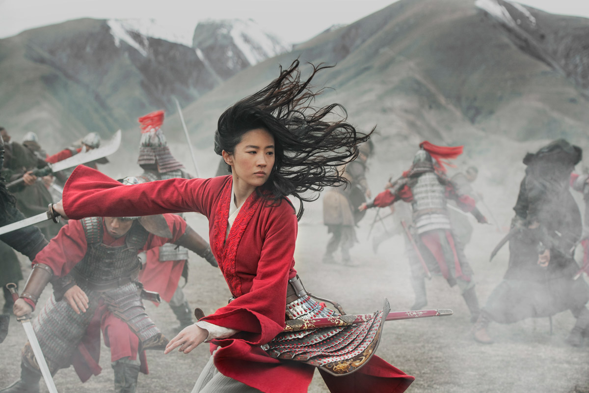 Mulan (Niki Caro, 2020)