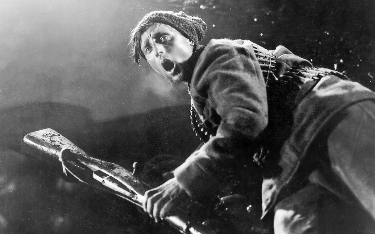 Dagar som skakat världen (1928)