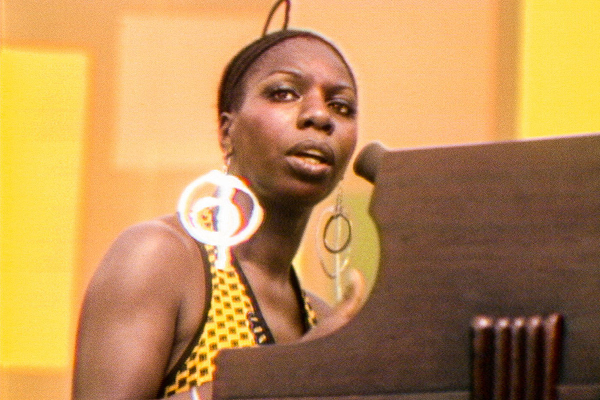 Nina Simone i Summer of soul (2021).